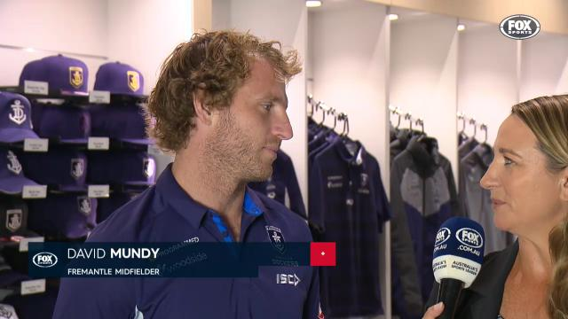 Mundy key to resurection