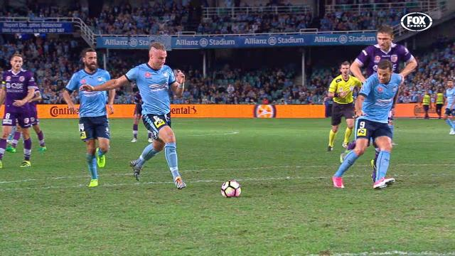 SYD v PER: Match Highlights