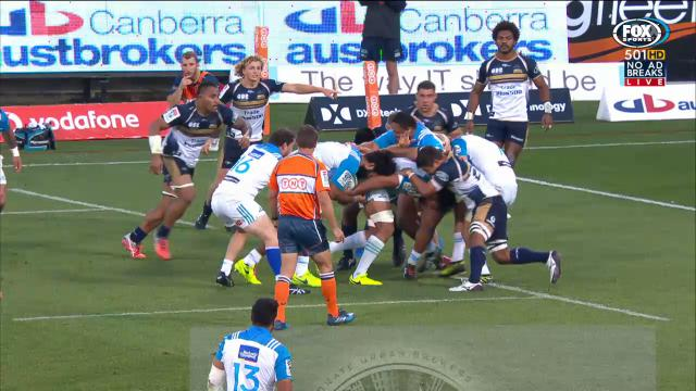 BRU v BLU: Match Highlights