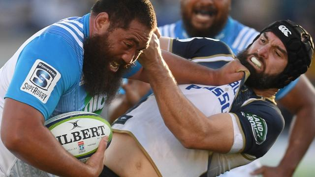 Brumbies struck by the Blues