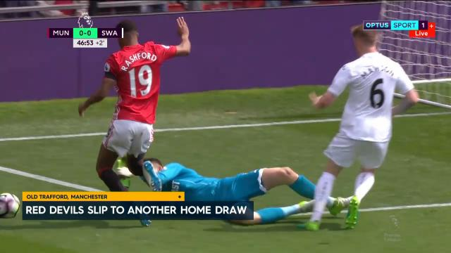 United concede a draw