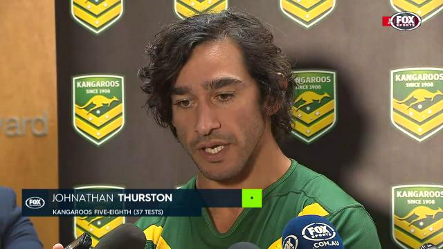 Thurston confident for test