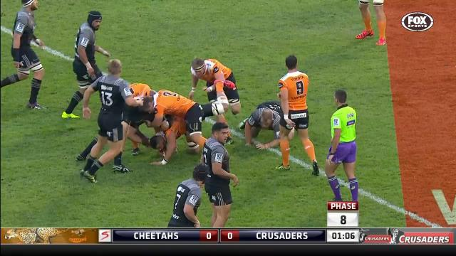 CHE v CRU: Full Match Replay