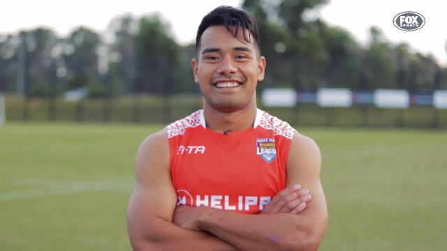 Local boy makes Tongan squad