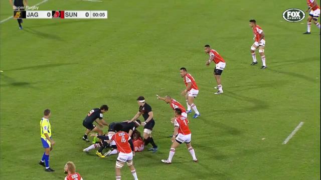 JAG v SUN: Match Highlights