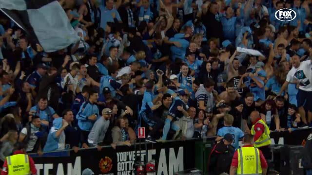 Sydney FC's GF winning moment