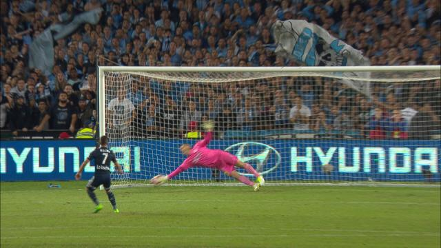 Penalty shootout: Syd FC wins