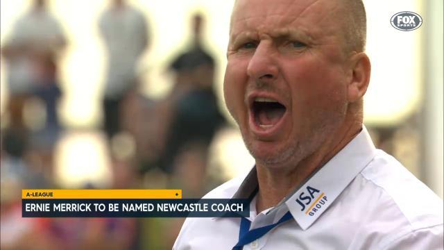 Merrick to coach Newcastle