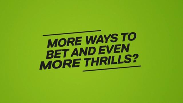 UBET: More ways to bet