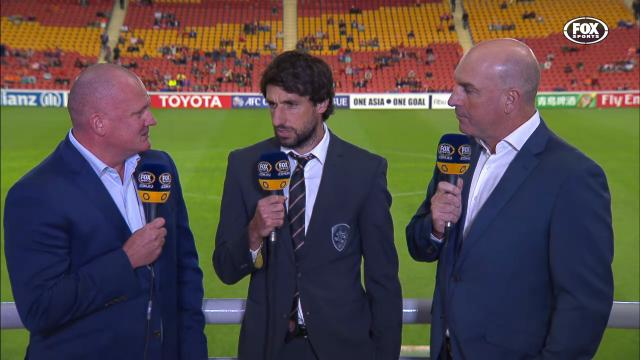 Broich reviews Roar career