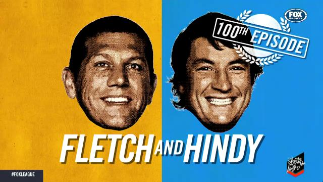 Fletch & Hindy: 100th episode