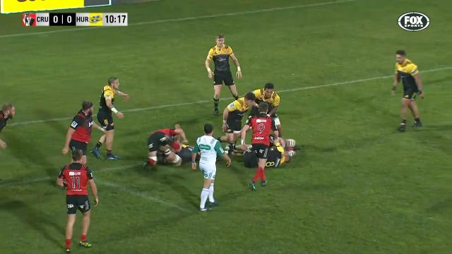 CRU v HUR: Match Highlights