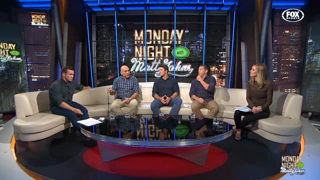 Hindy's swipe at diving DCE