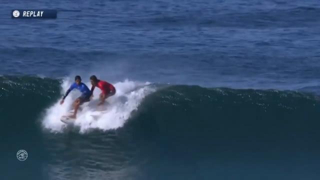 Surfer's judges tower tantrum