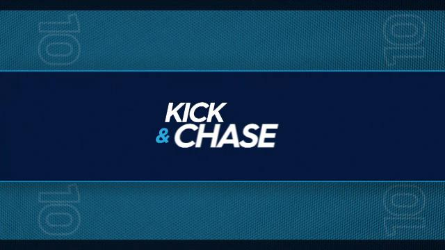 Kick and Chase: (16/5/17)