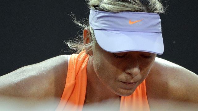 French Open snubs Sharapova