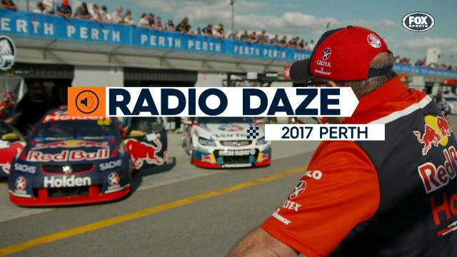 Radio Daze: Perth Race 8