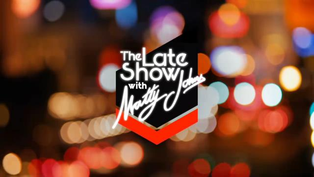The Late Show (19/5/17)