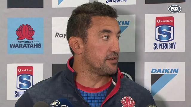 Tahs wary of fired up Rebels
