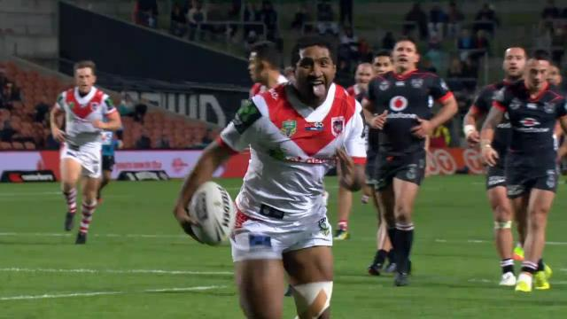 Flyers link in stunning try