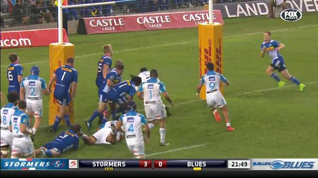 BLU v STO: Match Highlights