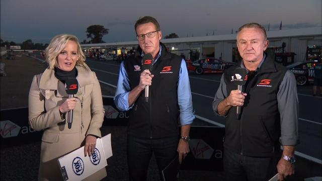 Winton day two wrap