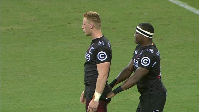 SUN v SHA: Match Highlights