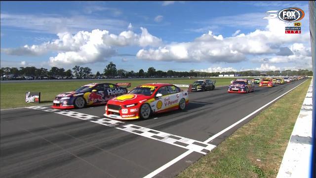 HL: Race 10, Winton