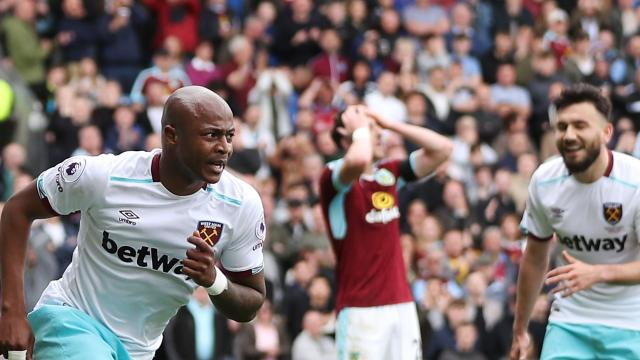 Report: Hammers end on a high