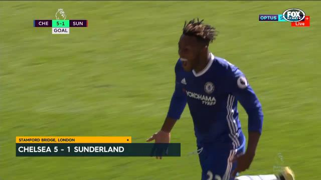Top PL goals of the final day