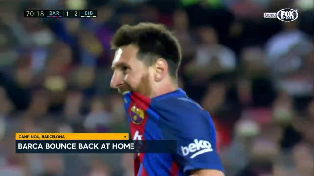 Barca come from behind