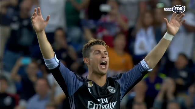 Ronaldo secures league title