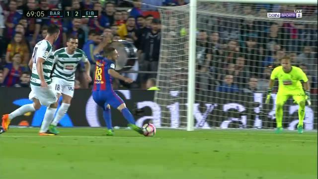 Shameless dive & Messi misses