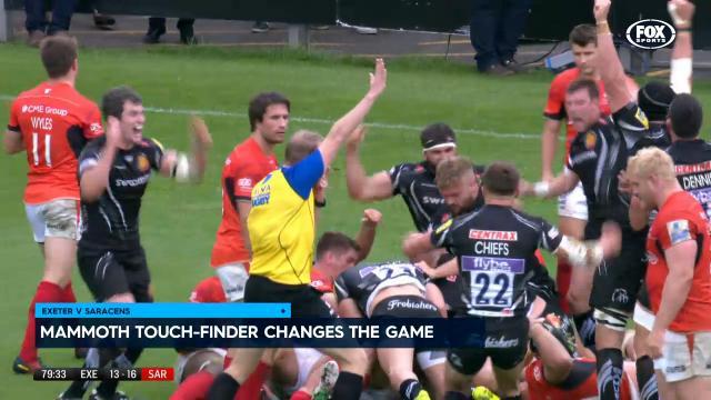 Exeter's insane winning play
