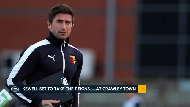 Kewell set for Manager role