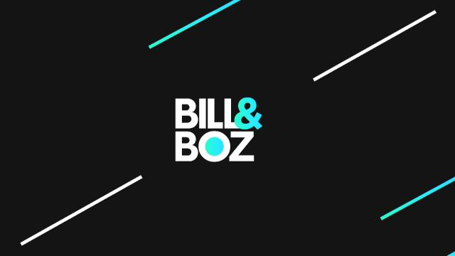 Bill & Boz (23/05/17)