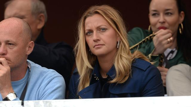 Kvitova set for shock return