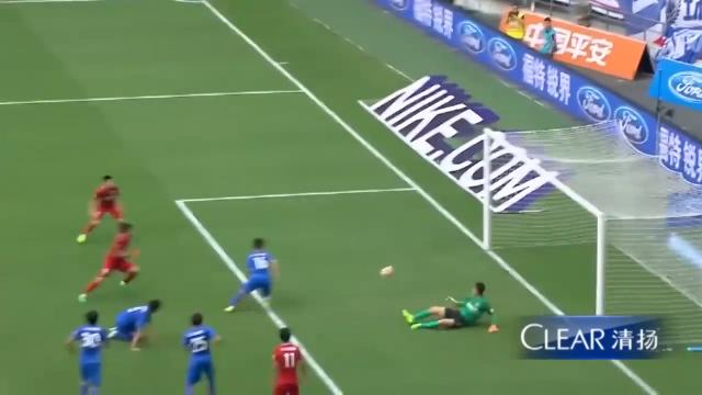 Oscar forces bizarre own goal