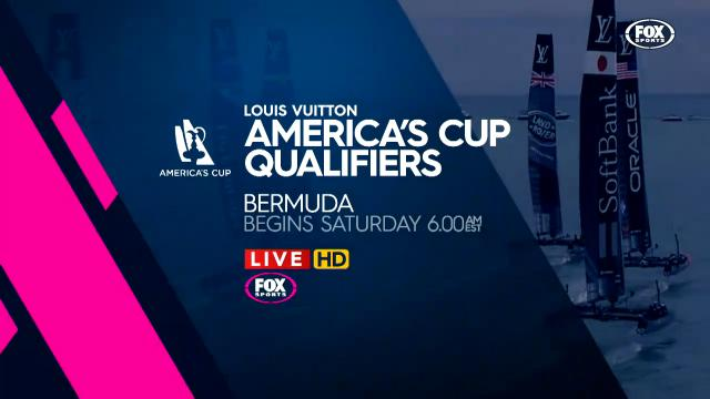Americas Cup Qualifiers