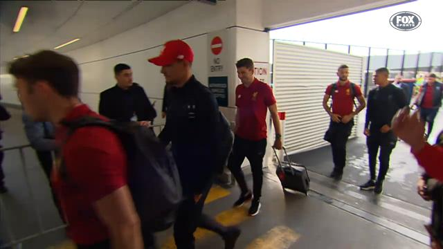 Liverpool land in Sydney