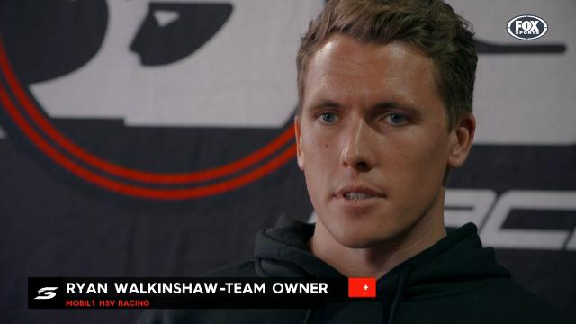 Walkinshaw on Burgess axing