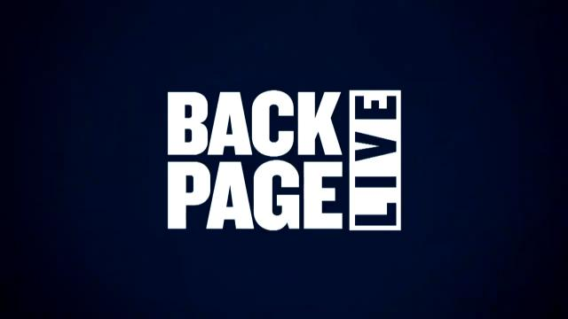 Back Page Live (24/5/17)