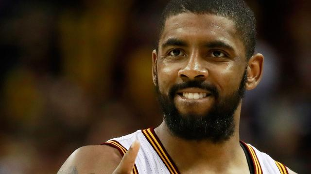 Kyrie carries Cavs comeback