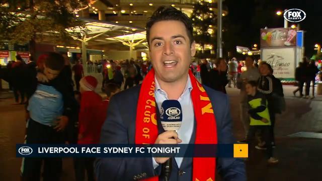 Reds takeover ANZ Stadium