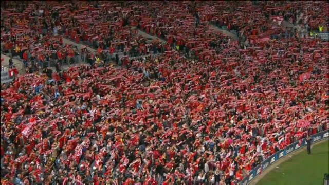 'You'll Never Walk Alone'