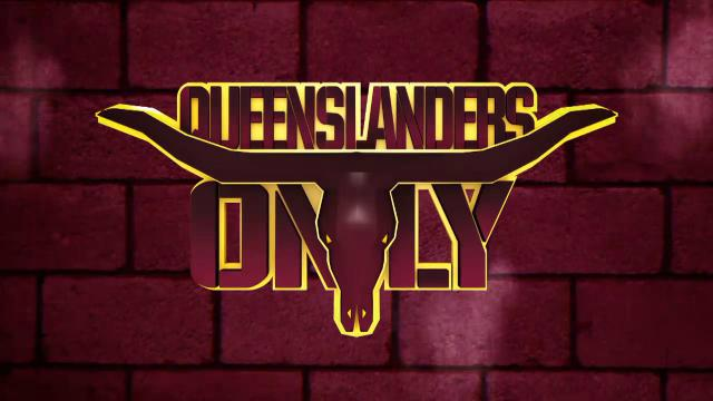 Queenslanders Only (24/5/17)