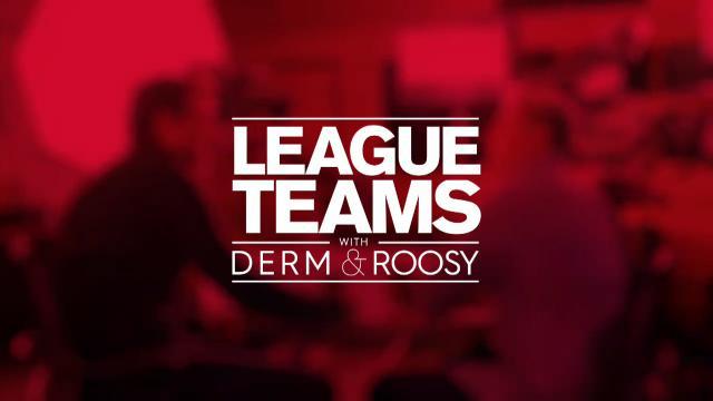 League Teams (24/5/17)