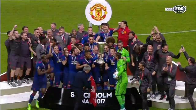 United claim Europa Final