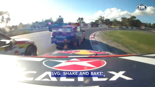Red Bull's 'Shake and Bake'