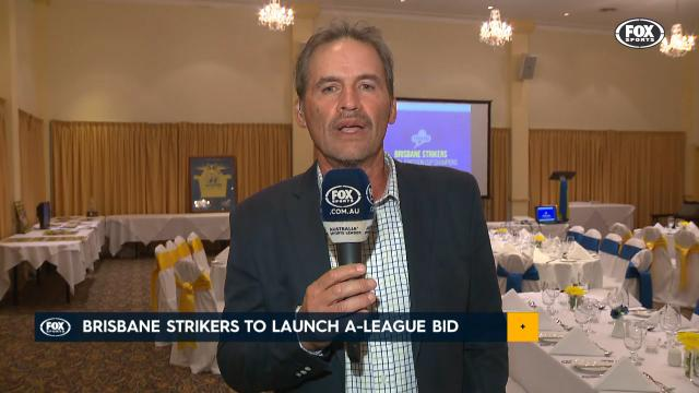 Strikers make A-League bid